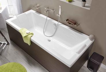baignoire 2 places double dos deux personnes. Black Bedroom Furniture Sets. Home Design Ideas