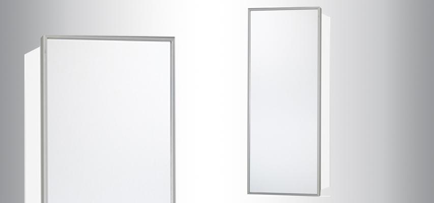 miroir de rangement noka aquarine pro. Black Bedroom Furniture Sets. Home Design Ideas