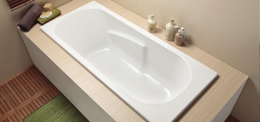 baignoire rectangulaire placy rectangulaire aquarine pro. Black Bedroom Furniture Sets. Home Design Ideas