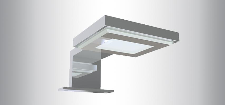 eclairage led squari aquarine pro. Black Bedroom Furniture Sets. Home Design Ideas