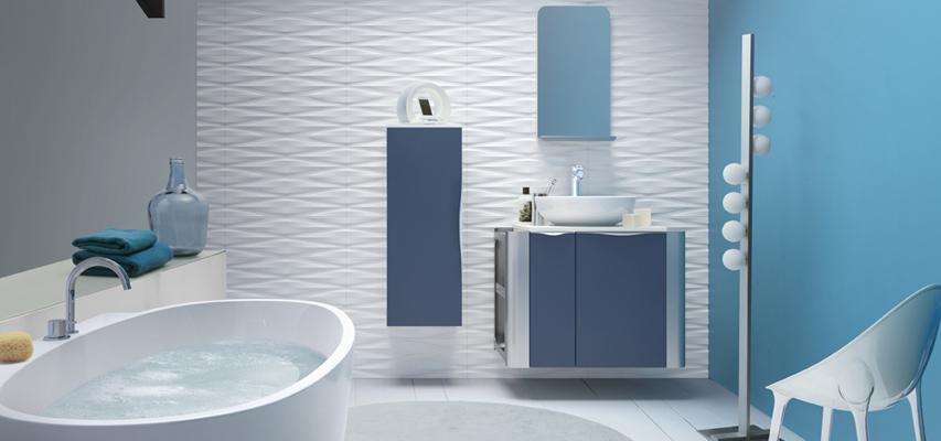 Meuble de salle de bain composer alys aquarine pro - Meuble salle de bain petit prix ...