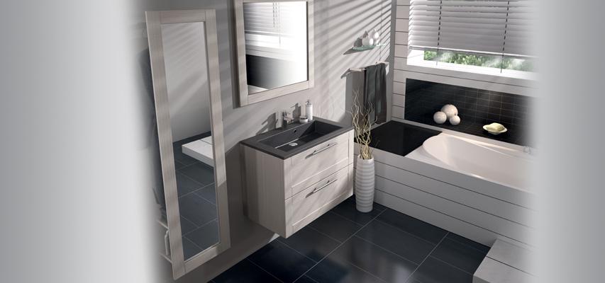 Meuble de salle de bain coventry aquarine pro for Meuble salle de bain aquarine
