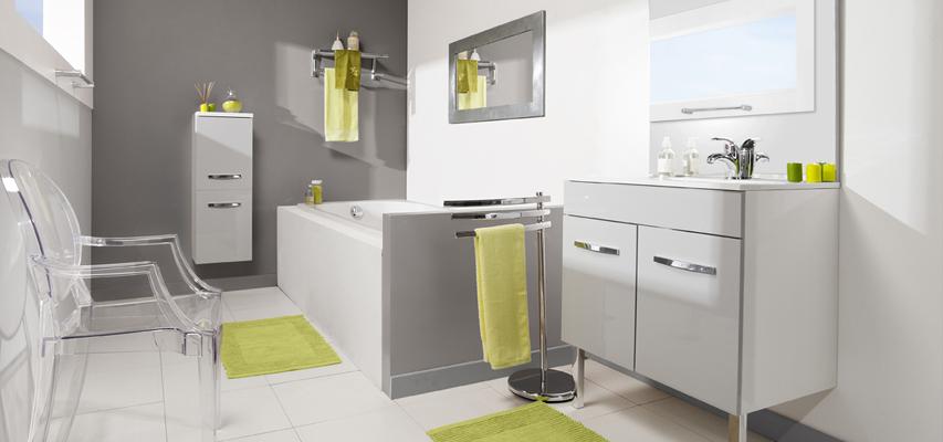 Meuble de salle de bain prefixe portes aquarine pro for Facade porte meuble salle de bain