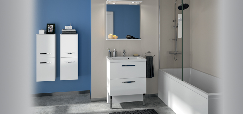 ... De Bain : Organiseur tiroir meuble salle de bain : Meuble de salle de
