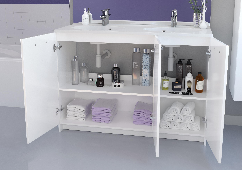 Cctp Miroir Salle De Bain ~ meuble de salle de bain eko line a poser aquarine pro
