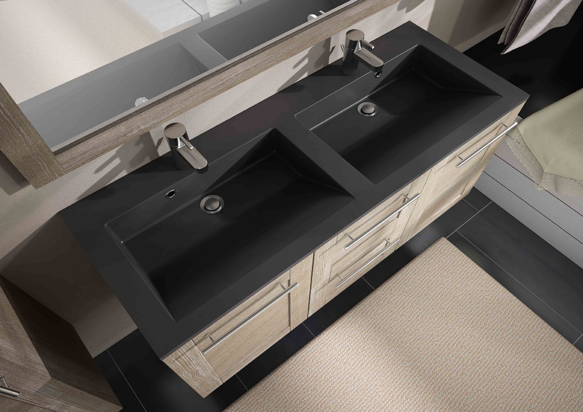 meuble de salle de bain coventry aquarine pro. Black Bedroom Furniture Sets. Home Design Ideas