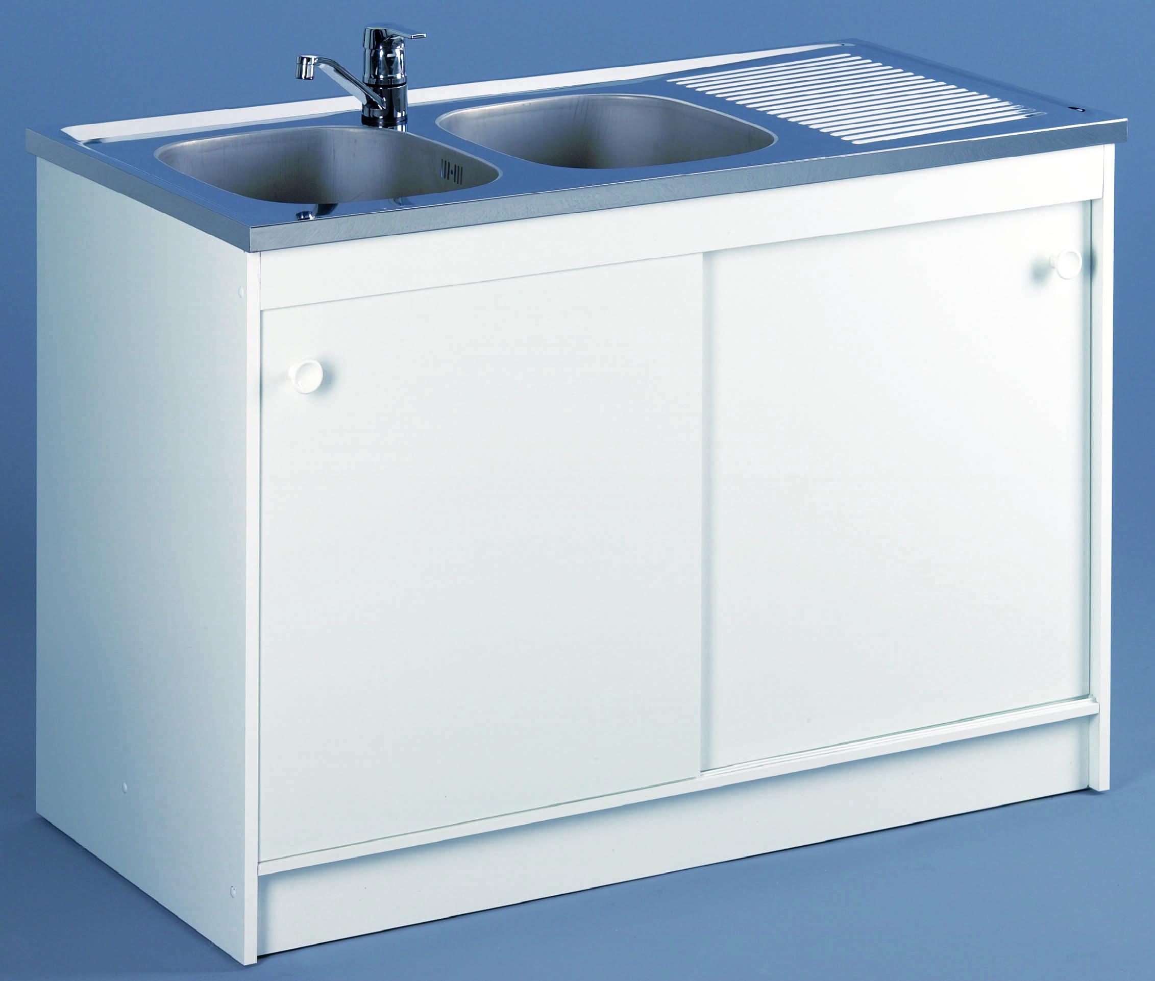 meuble de cuisine sous vier galea hydro aquarine pro. Black Bedroom Furniture Sets. Home Design Ideas