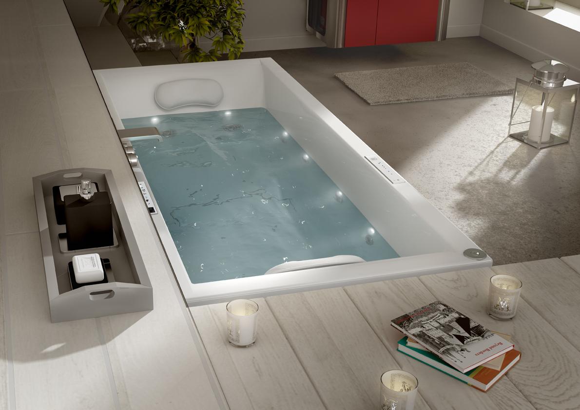 baignoire balneo double place baignoire balneo double. Black Bedroom Furniture Sets. Home Design Ideas