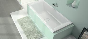 baignoire design et contemporain aquarine. Black Bedroom Furniture Sets. Home Design Ideas