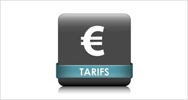 Demande de tarifs