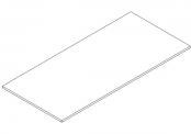 LUXI - Plan compact 100 cm