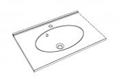 Plan de toilette CUP - 70 cm