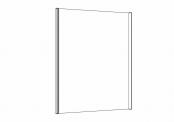 DUOLIGHT - Miroir éclairant 60 cm
