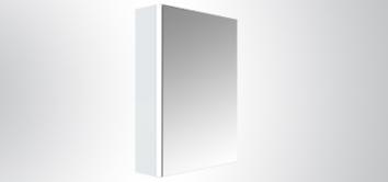 Armoire miroir salle de bain clairage meuble haut salle de bain for Dimension fenetre toilette