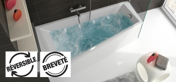 grande baignoire petite baignoire toutes les collections. Black Bedroom Furniture Sets. Home Design Ideas