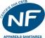 NF appareil sanitaire